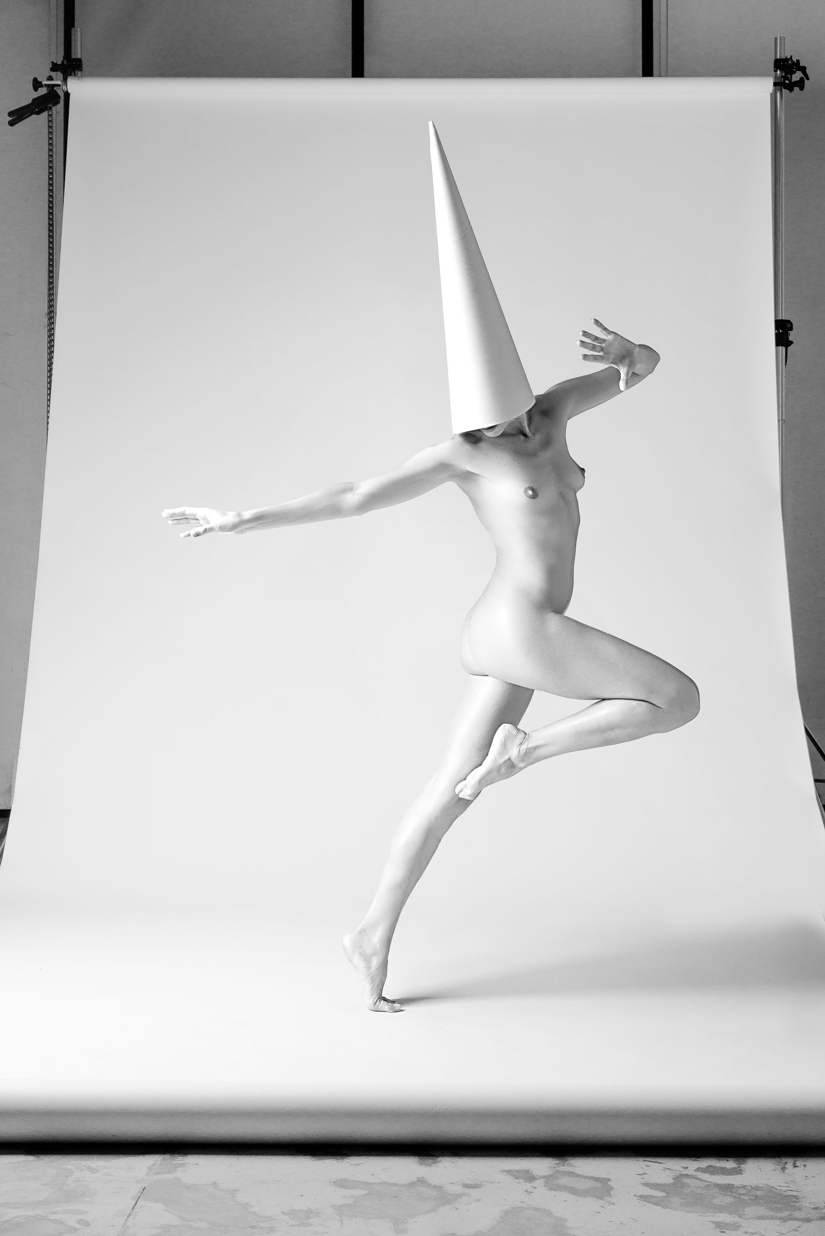 Hedi Nerito fotografata da Larix Studio