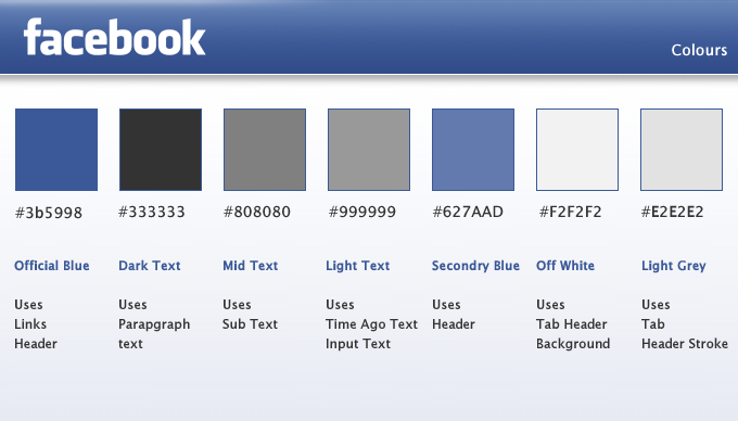 Perché il logo di Facebook è blu? E quello di Twitter? Dell? Hp?